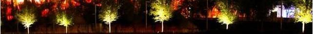 Nächtliche Beleuchtung